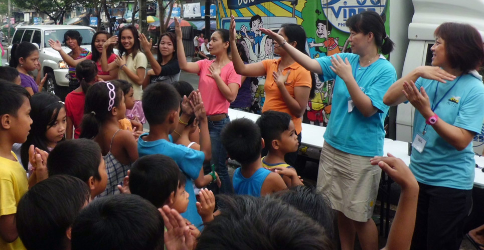 ACTS Mission Trip 2013: Philippines