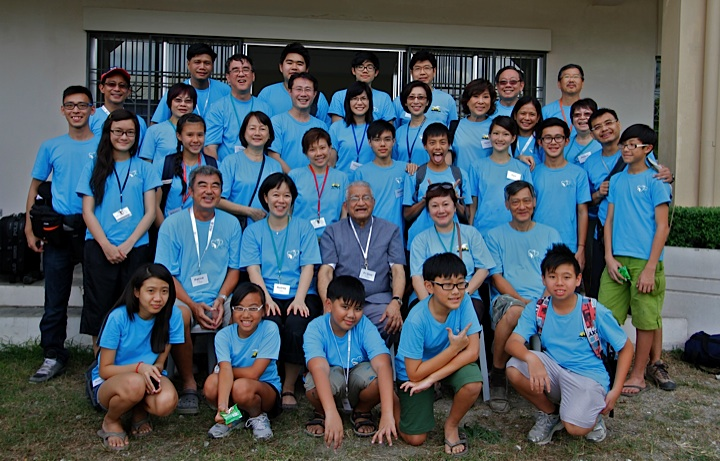 2012 ACTS Pampanga Mission team.jpg